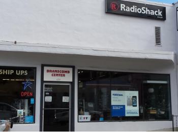 Branscomb Center/Radio Shack