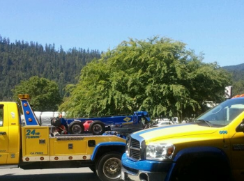 Redwood Towing Services and Repair, Inc.