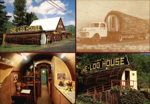 One Log House Espresso & Gifts