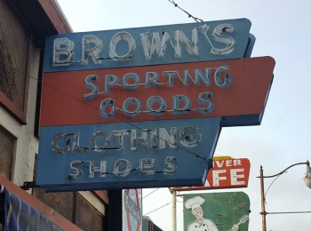 Brown's Sporting Goods