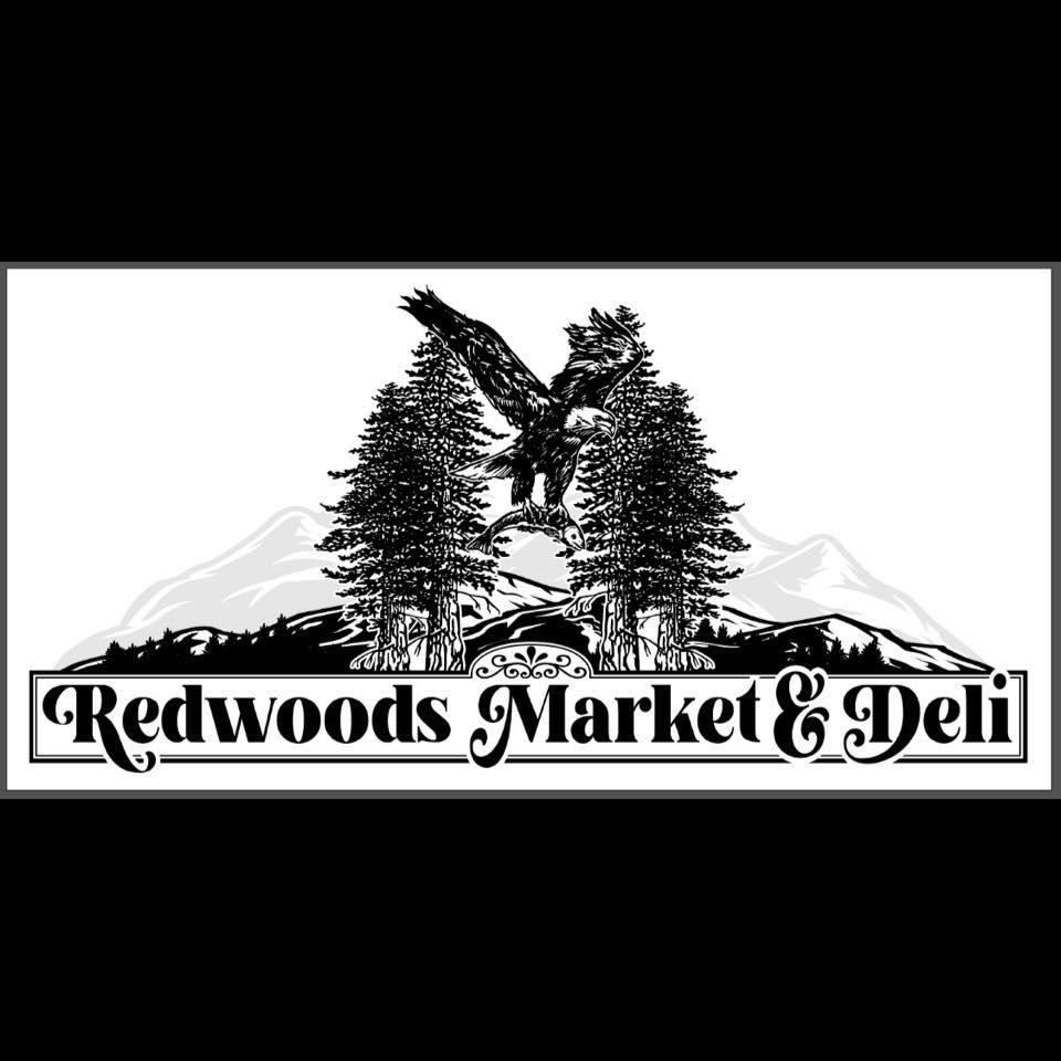 Redwoods Market & Deli logo